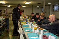 Troop 198 Pancake Breakfast for First Responders (Scout Sunday) 2014